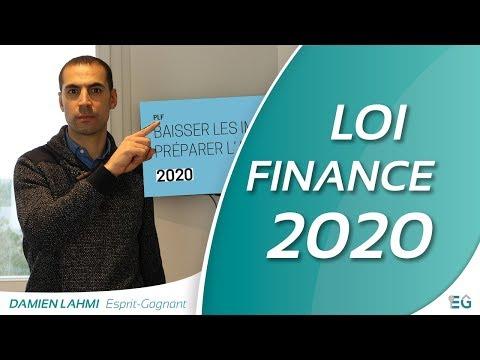 [Investisseur Immobilier] Ce Qui Change Avec La Loi De Finances Pour 2020 ?
