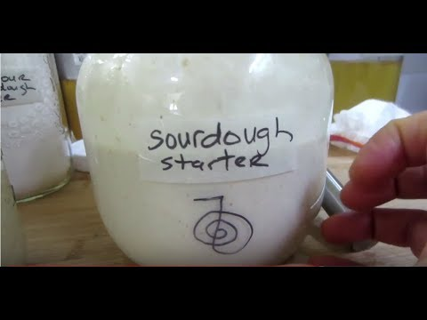 Sourdough Starter: Traditional & Non-Traditional Methods