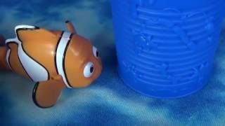 Disney Pixar Finding Dory Hand Truck Toy Unboxing and FREE TOY GIVEAWAY