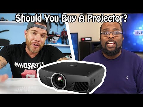 Buying A Home Theater Projector - What Are The Pros and Cons?