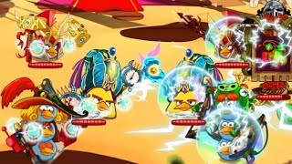 Win Arena Battles Without Using Bomb & Blues!!!   Angry Birds Epic #131