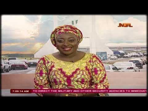 NTA: Good Morning Nigeria 16/03/2018