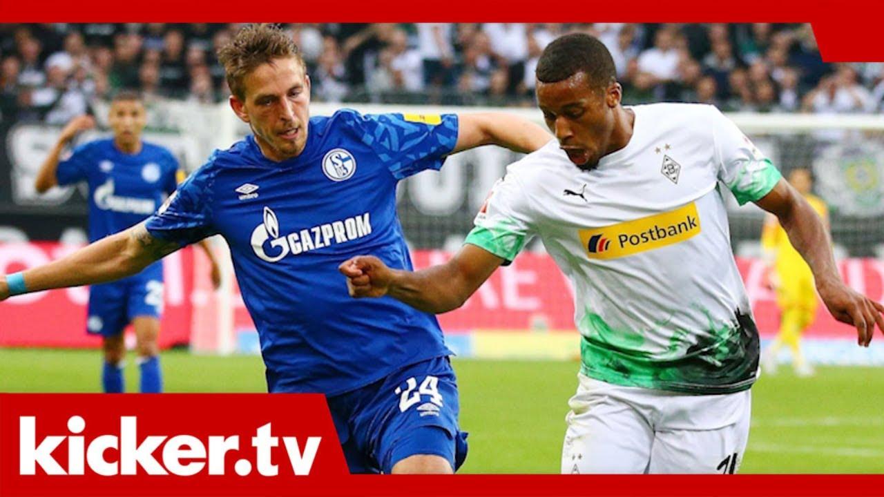 Schalke gegen Gladbach - Die Bundesliga ist mit einem Topspiel zurück | kicker.tv