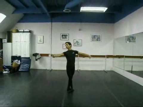 Ballet Class - Port de bras - centre -