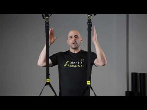 Dynamic Duo: TRX Duo Trainer Low Row vs. Suspension Trainer Low Row