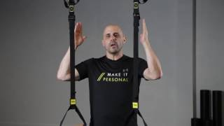 dynamic duo trx duo trainer low row vs suspension trainer low row