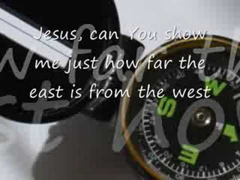 Casting Crowns East to West Christian Karaoke Song