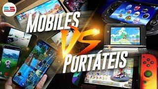 Consoles Portáteis X Mobile Games - eSportsBR