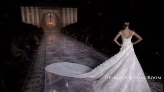 Atelier Pronovias 2016 Bridal Collection -  V-Neck Princess Wedding Dress