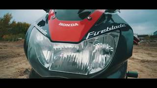 SportBike Moto-Clip.Cinematic Video.Honda CBR.Мото-Клип.Хонда