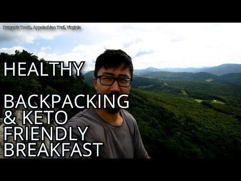 Healthy Hiking, Backpacking, and Bikepacking BreakfastSugar free, Omega 3's, High calorie and Nutrit