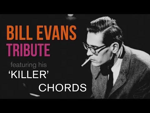 Bill Evans tribute 'My Foolish Heart' with Stravinsky ending