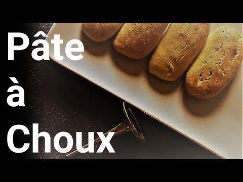 Pâte à choux (Les classiques)