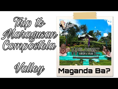 ROADTRIP TO MARAGUSAN COMPOSTELA VALLEY