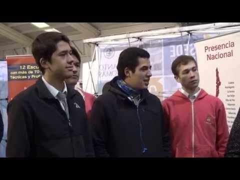 Feria Vocacional San Fernando College