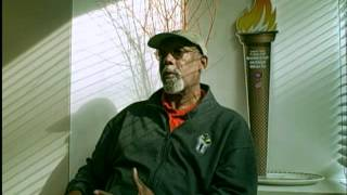 John Carlos, Olympic legend, on his fight for justice and supporting Playfair 2012