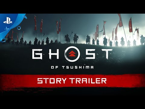 Storytrailer för Ghost of Tsushima This is what makes us samurai