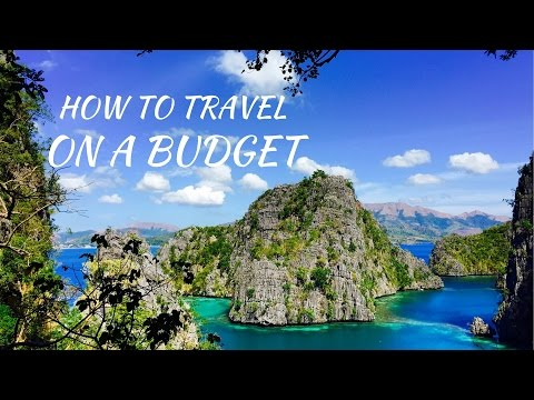 How to Travel on a Budget