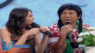Wowowin: Ano ang turing ni Ashley Ortega kay Kuya Wil?
