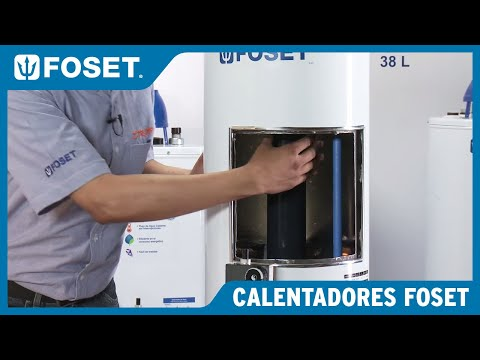 Calentadores FOSET Truper México thumbnail