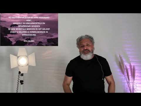 Livestream 17-05-2020 - Junus Luhukay