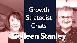 Colleen Stanley - Emotional Intelligence in Sales - Growth Strategist Chats