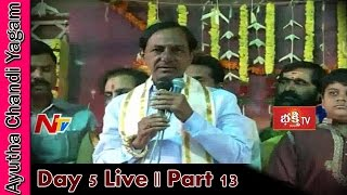 kcr-performs-ayutha-chandi-yagam-at-erravalli-village-day-5-live-part-13