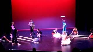 UCSC PCC XXI: Rumangay - Pagkakaisa Dance Troupe - Asik and Singkil