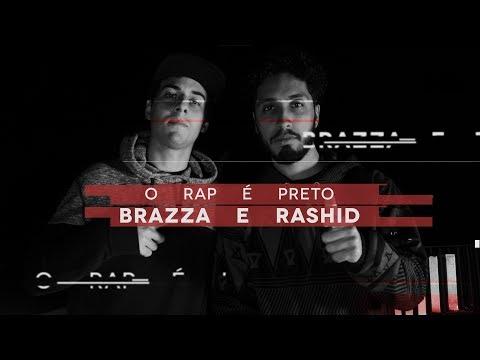 O Rap é Preto (Clipe Oficial) - Fabio Brazza part. Rashid (Prod. Mortão VMG)