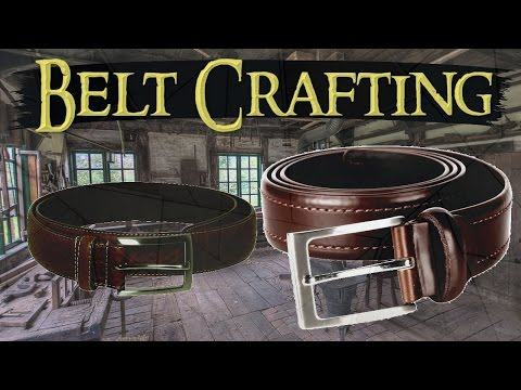"Path of Exile➥Belt Crafting ""Making Decent Belts Early & Easy"""