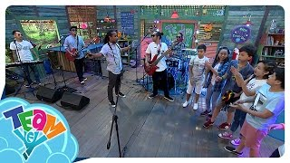 Zapętlaj Sound Check: Ako ay may Lobo Reggae version   Team Yey Season 2   Yey Channel