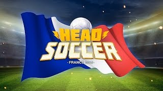 EURO 2016 Head Soccer - Android Gameplay HD