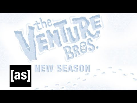 The Venture Bros.: Season 7 Teaser   The Venture Bros.   Adult Swim