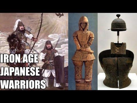 Pre-Samurai Warriors - Kofun/Yayoi Era, Japanese Iron Age