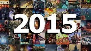 Самые Лучшие Игры 2015 года!