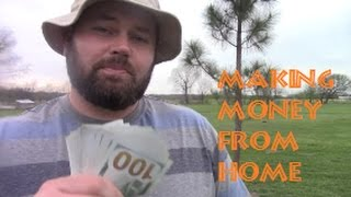 How We Made Our First $1,000 Homesteading