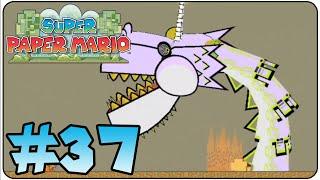 Super Paper Mario Walkthrough Part 37 100 Pit of Trials Flipside