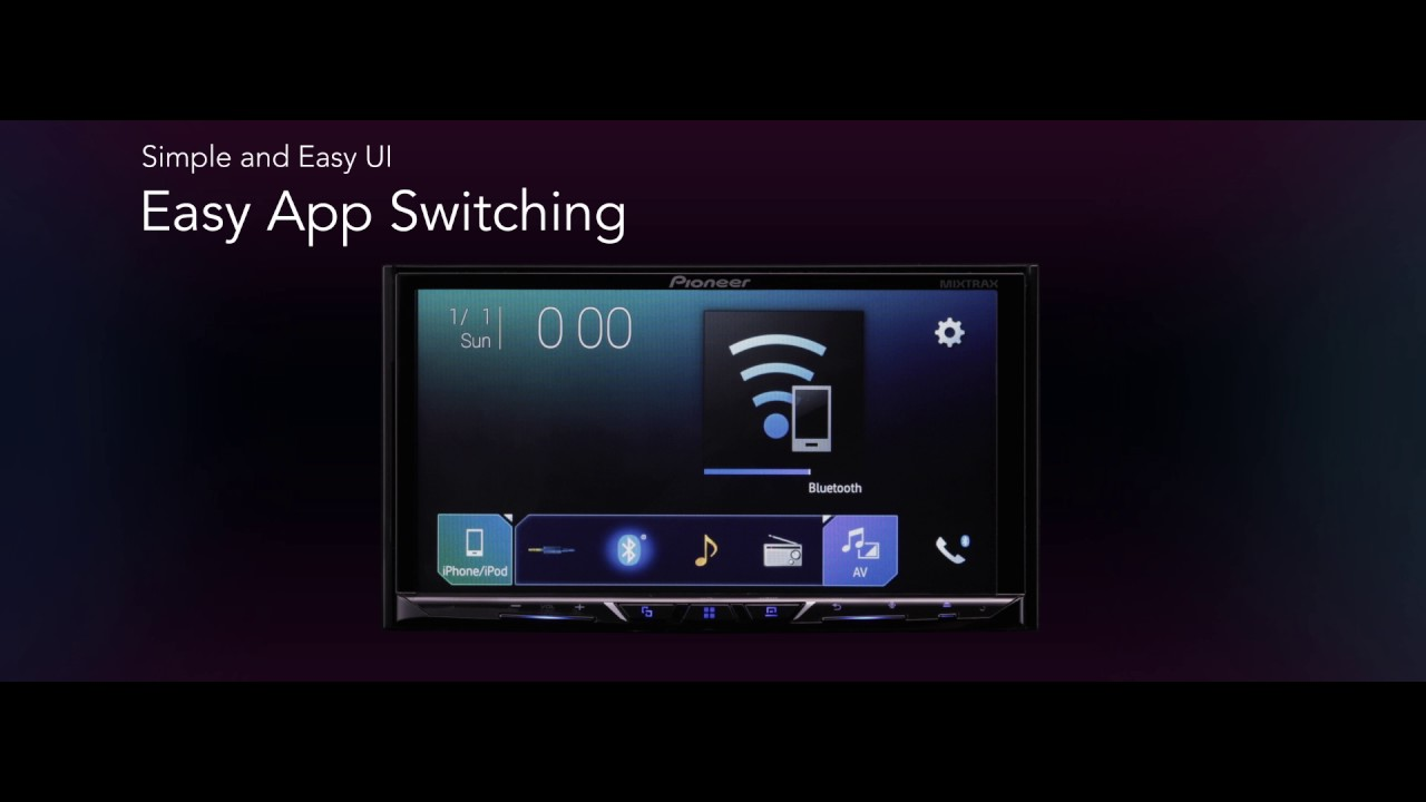 Pioneer India - AVH-Z5090BT | Power up your car with all the