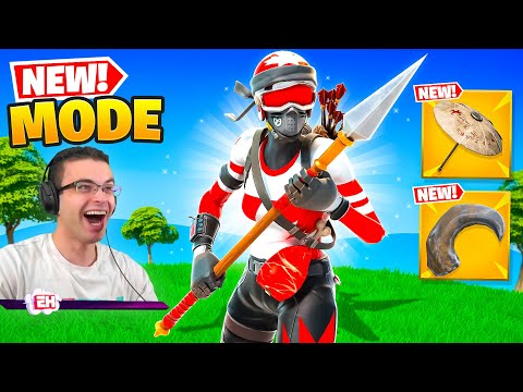 Nick Eh 30 reacts to Open World mode in Fortnite!