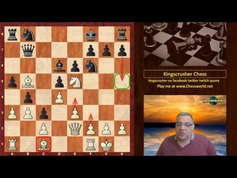 Vladimir Kramnik vs Anish Giri : Altibox Norway Chess (2017) : Colle System