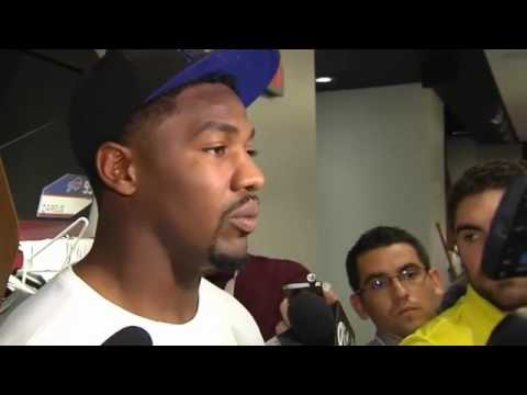 "Jerry Hughes: ""The Season Is Not Over"""