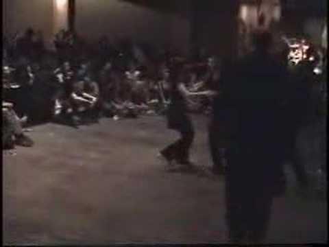 Cat's Corner Art Matters 2005 performance