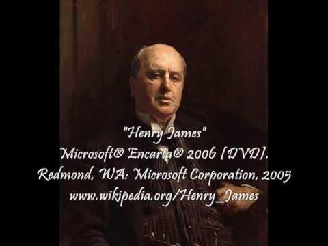 Social Psychology: Henry James