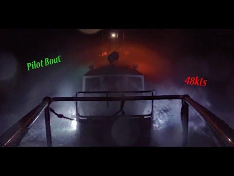 Dublin Pilot Boat in Gale Force Winds