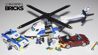 Lego City 60138 High Speed Chase with Chase McCain Speed Build