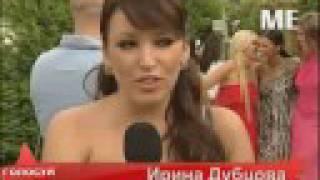 Ирина Дубцова бойтся разочаровать поклонников