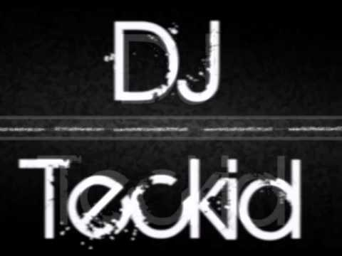 DJ TECKID - TECHNO MIX 2015