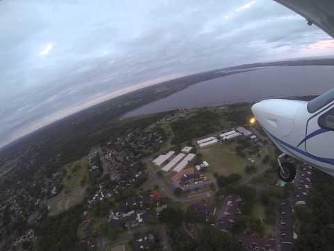 Landing Richards Bay, GOPRO