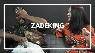 ZadeKing-intervju om