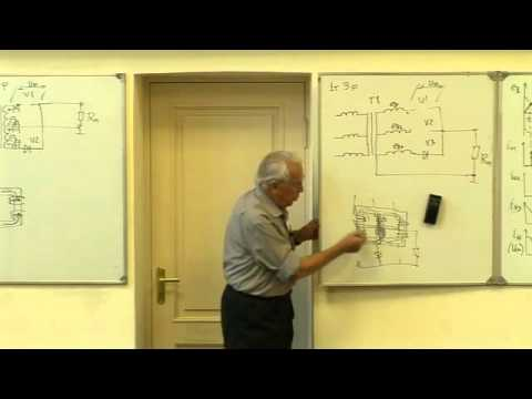 4.3. Трехфазные однотактные выпрямительные схемы.